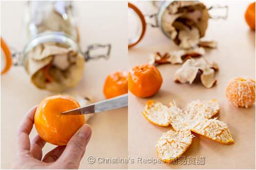 自製陳皮 Homemade Mandarin Peels02
