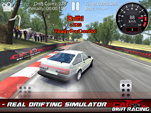 CarX Drift Racing android apk game