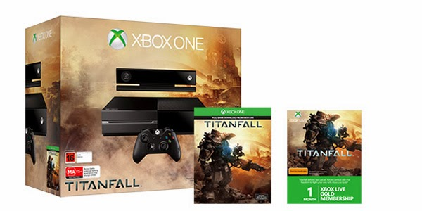Xbox One Titanfall Bundle The Future Machine: AN...