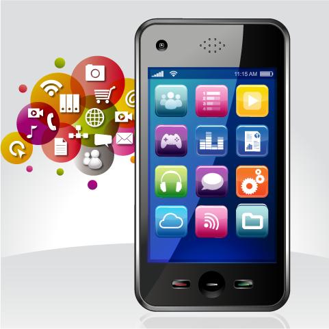 Smartphone - Vector