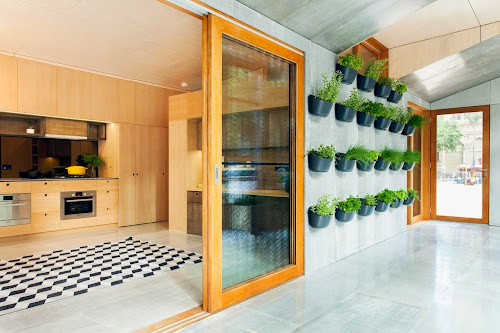 Carbon Positive House by ArchiBlox