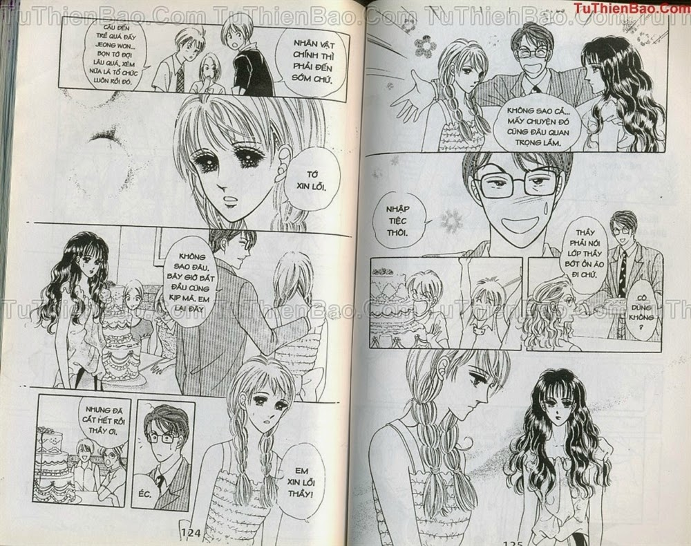 Nữ sinh chap 4 - Trang 63