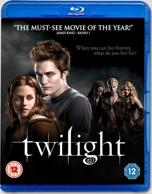 Twilight 2008 BRRip Dual Audio Hindi Dubbed 300MB ESub