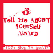 """Tell Me About Yourself"" Award"