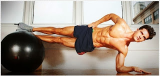 Abdominal Exercises Advanced Forming Sixpack