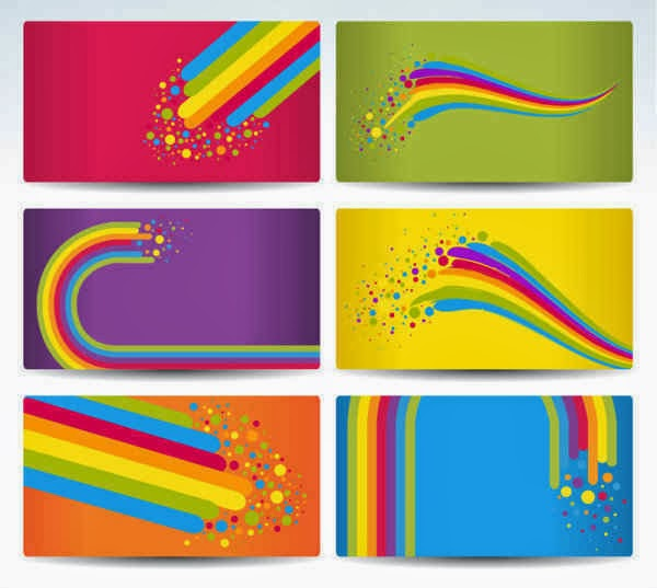 Color Banners background