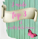 Top 3 Crafty Gals Corner challenge nº158