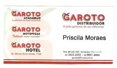 GAROTO ATACAREJO - GAROTO DISTRIBUIDOR - GAROTO MOTOPEÇAS - GAROTO HOTEL