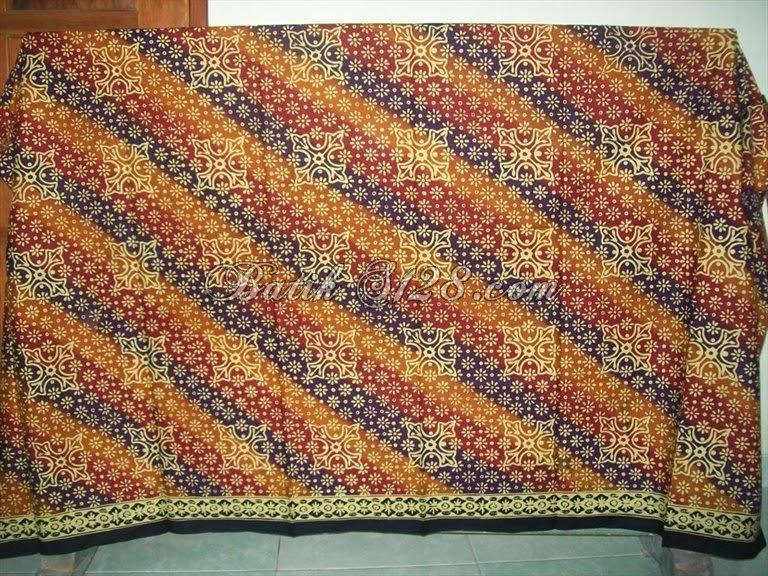 Foto Baju Batik Tradisional