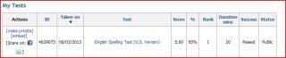 ওডেস্ক টেস্ট উত্তর, ওডেস্ক টেস্ট স্পেলিং উত্তর,odesk test answers ওডেস্ক odsek english spelling test U.S. টেস্ট  এ পূর্ণ পয়েন্ট