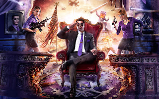 free hd images of saints row iv artwork for laptop
