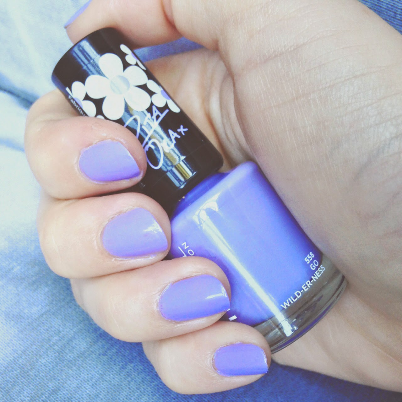 High Street Beauty Junkie: Battle Of The Lilac Nail
