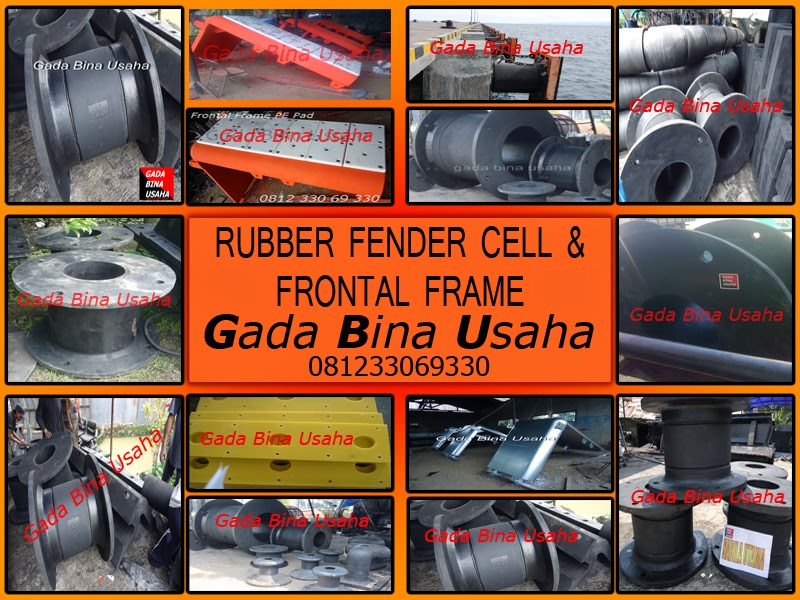 Rubber Fender Type Cell Frontal Frame