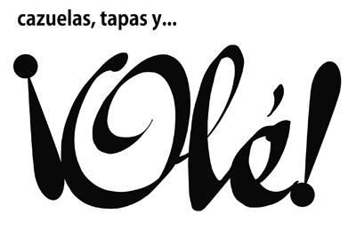 Cazuelas, Tapas y Olé