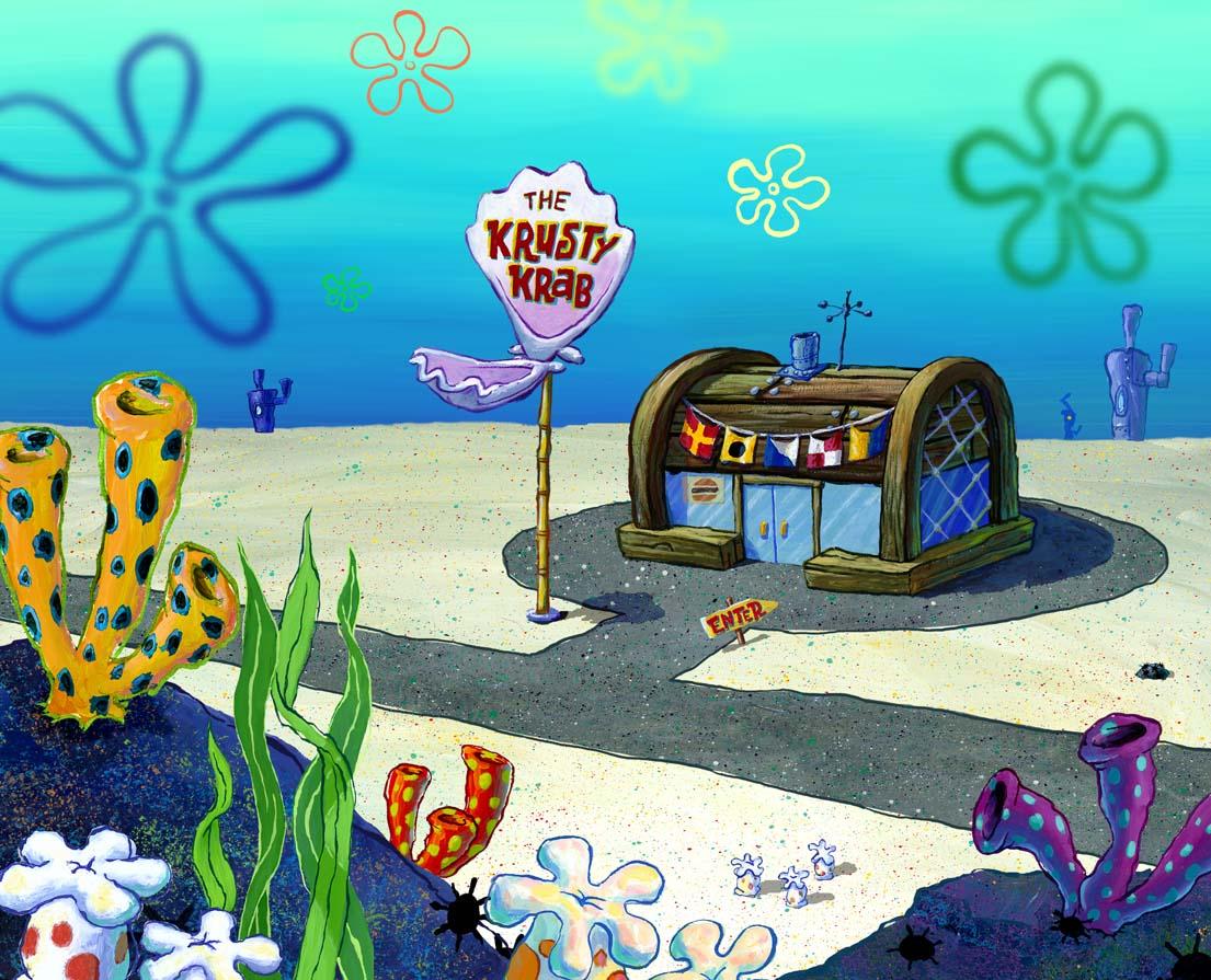Krusty Krab Its a SpongeBob