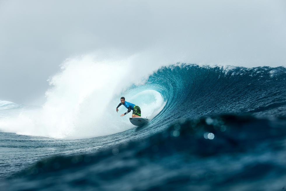 43 Brett Simpson Billabong Pro Tahiti Foto WSL Stephen Robertson