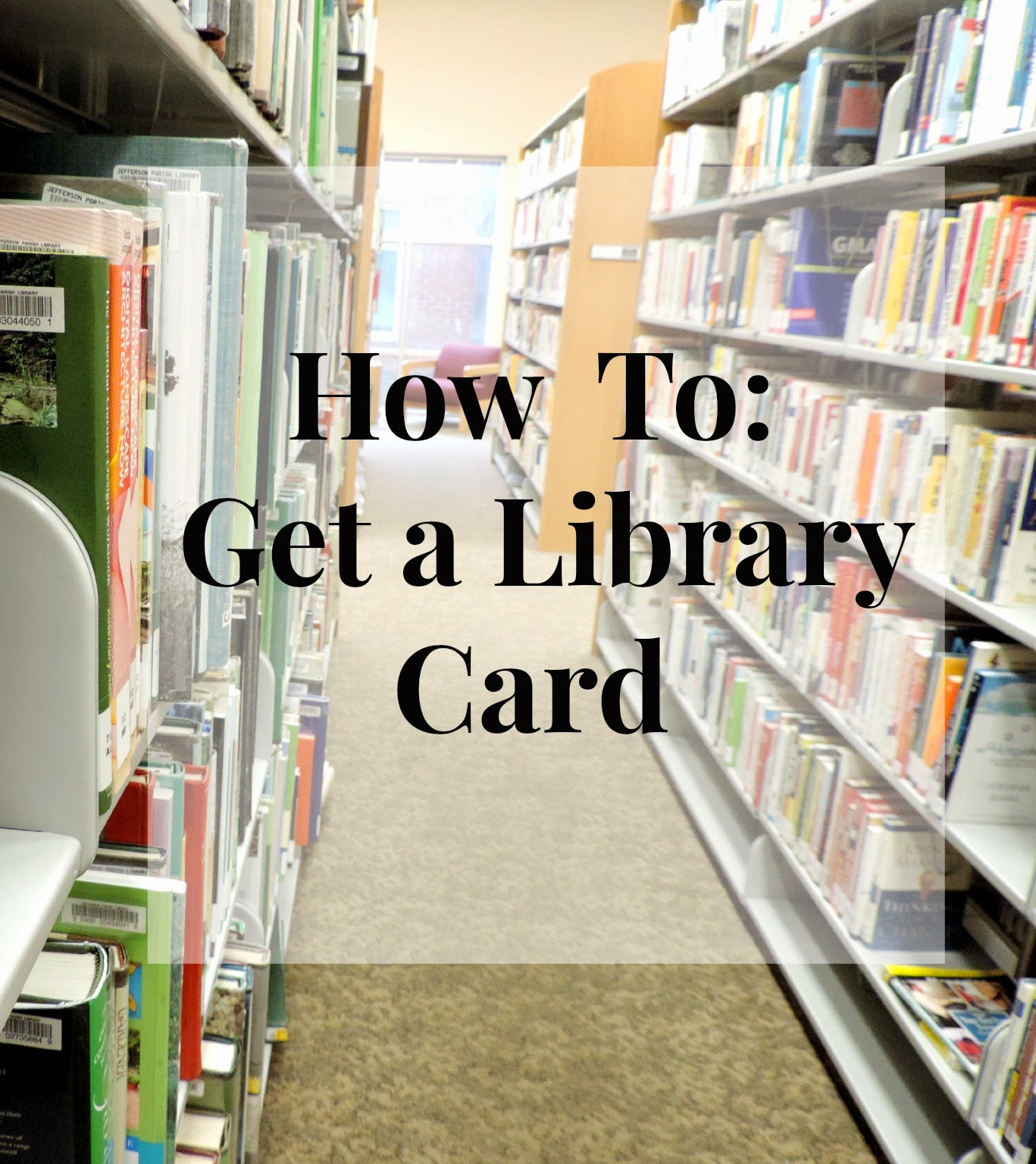 Library Cards, Books, Reading, Library