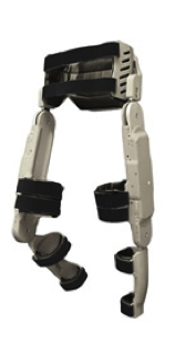 photo of the exoskeleton