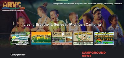Association of RV Parks and Campgrounds of Michigan launches new device-friendly website