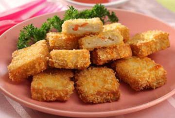 Tips Resep Membuat Nugget Sayuran Tahu