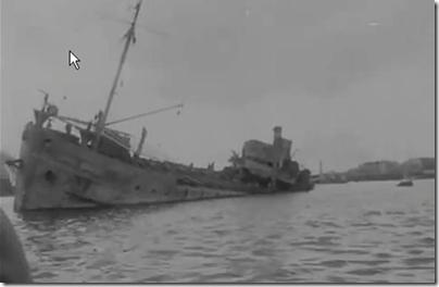 Βύθιση πλοίων στη διώρυγα του Σουέζ