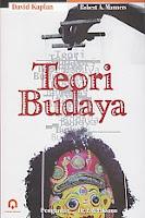 toko buku rahma: buku TEORI BUDAYA, pengarang david kaplann, penerbit pustaka pelajar