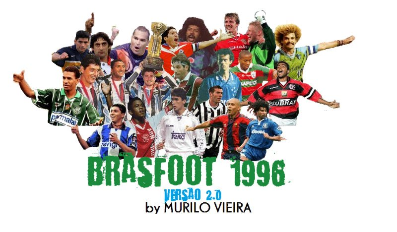 Download Patch Clássico 1996 v2.0 - Brasfoot 2012