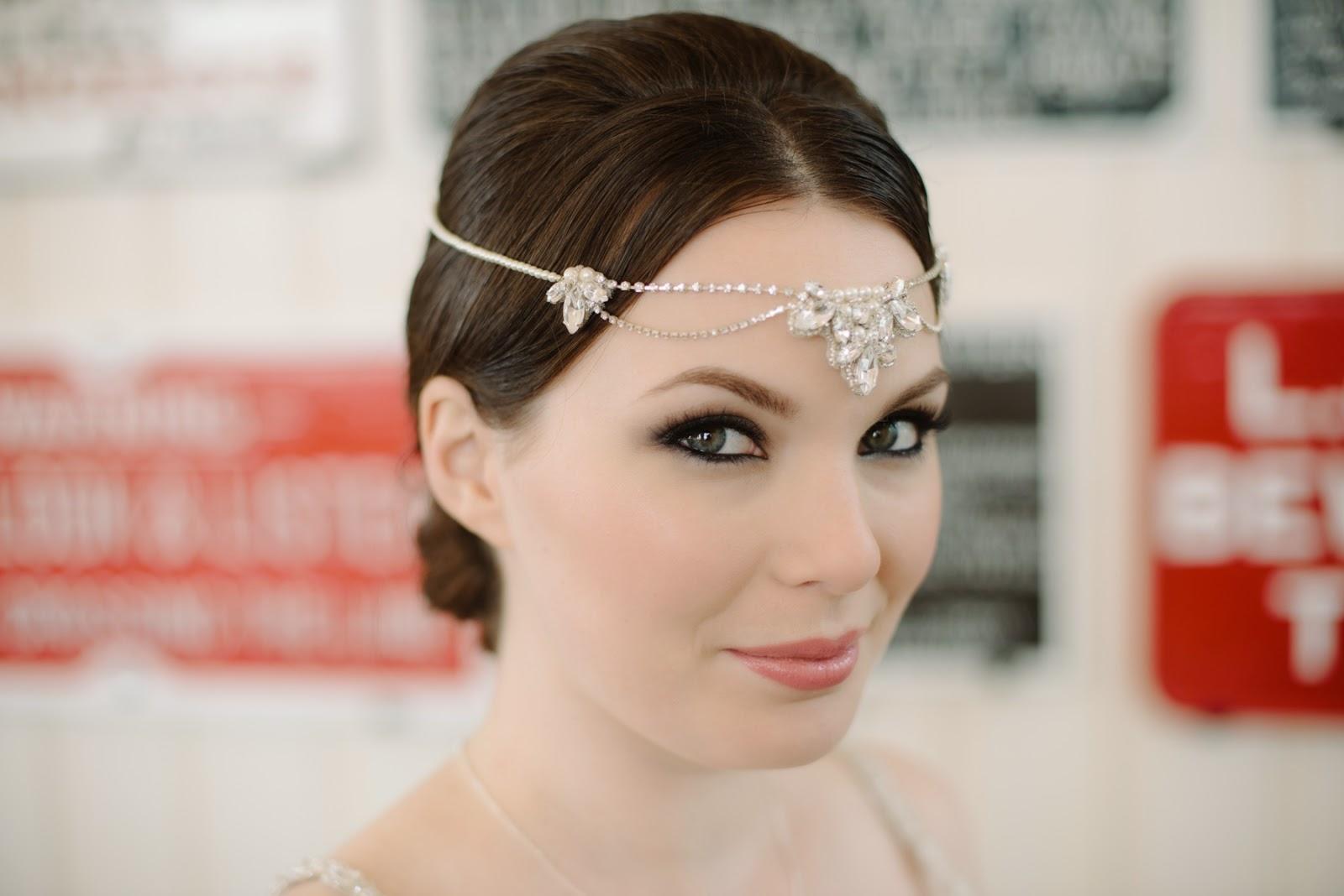 art deco forehead piece, forehead jewellery 2015, wedding hair forehead 2015,