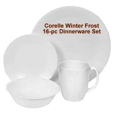 CORELLE® Livingware™ 16-Pc Dinnerware Set (Round) | Adorable ...