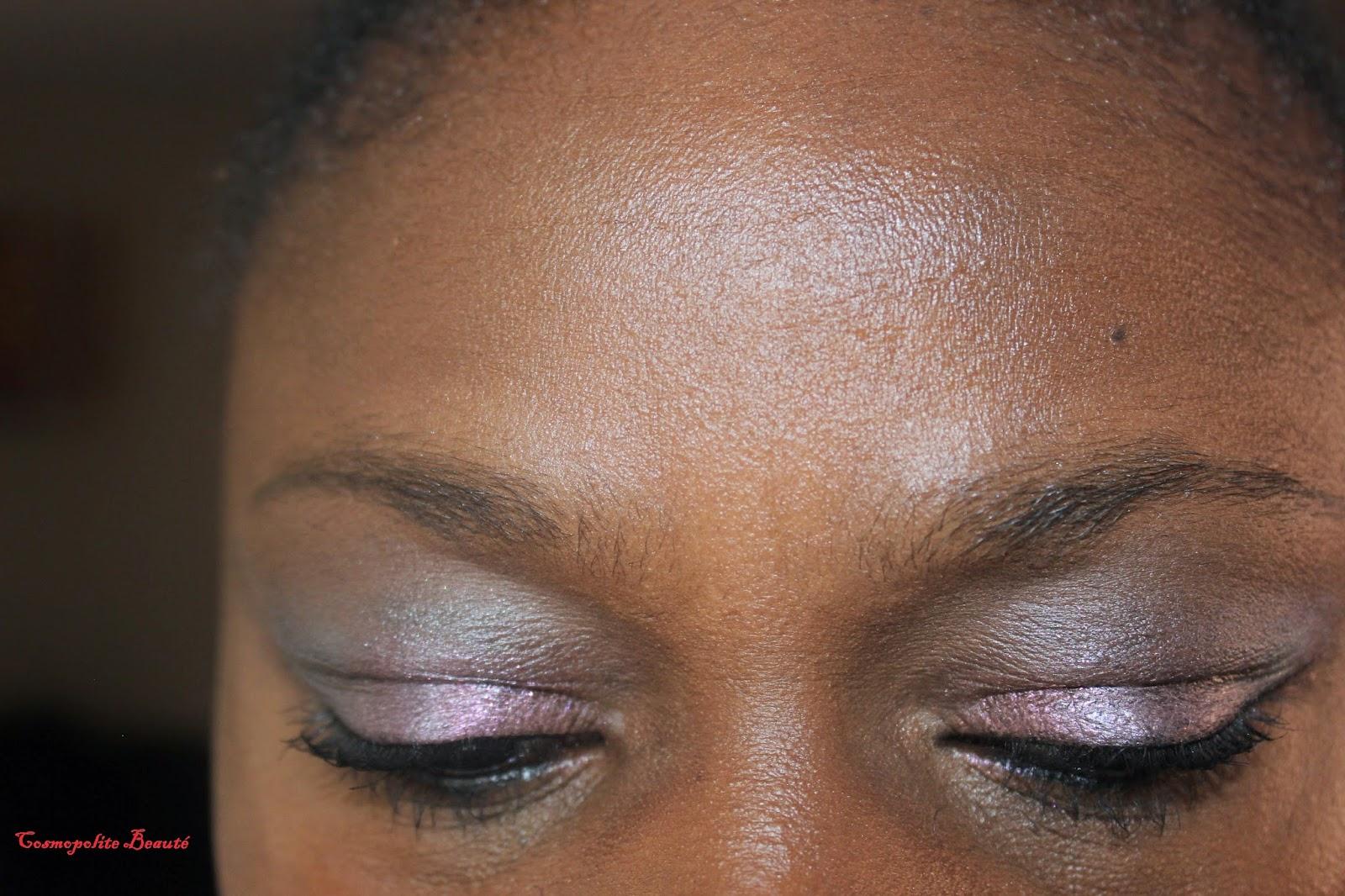 YSL, Yves Saint Laurent, palette Y facettes, maquillage, quatro, maquillage, beauty, beauté, naturalista, blackisbeautiful, nappygirl, nappy