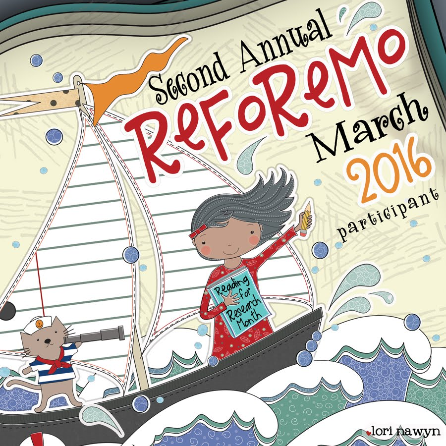 Reading For Research Month 2016