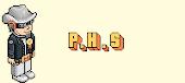 Emblema da P.H.S