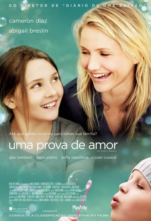 Filme Uma Prova De Amor Dublado AVI DVDRip