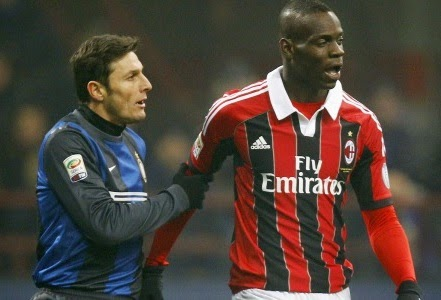 Balotelli is a great player, says Zanetti