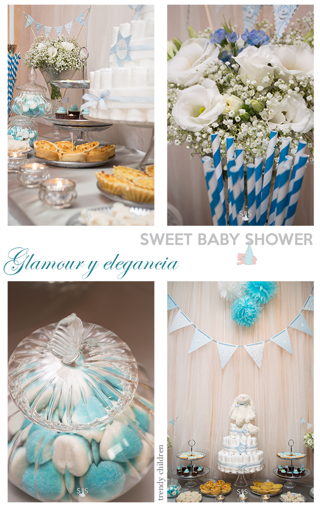 sweet baby shower niño trendy children