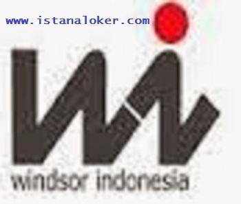 Lowongan Kerja PT Windsor Indonesia