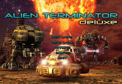 Alien Terminator cover game
