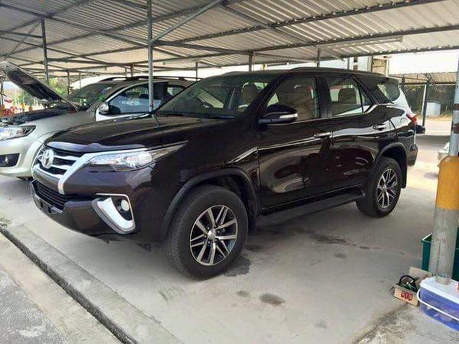 New 2016 Toyota Fortuner SUV - This Is It!