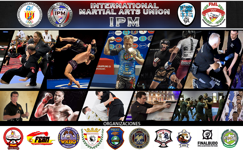 INTERNATIONAL MARTIAL ARTS UNION I.P.M - I.P.S.A.