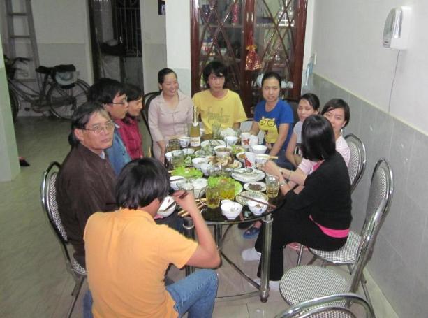 Huý nhật lần 7 của em Minh (5.10.2011 - 9.9 ÂL)