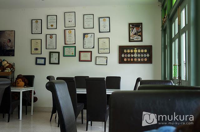ร้านอาหารเชียงใหม่  Monkey's Kitchen