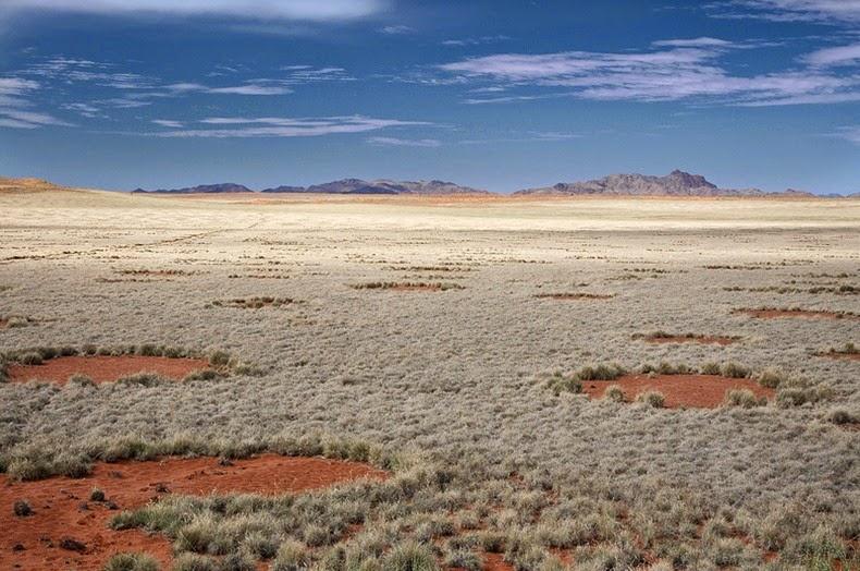 Namibia's Mysterious Fairy Circles
