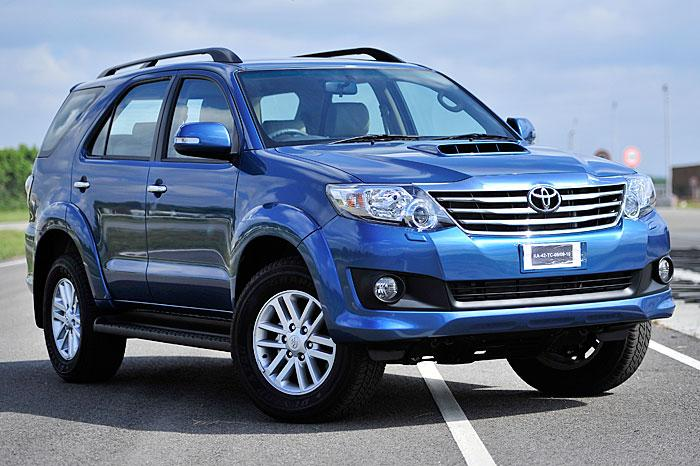 First Drive New Fortuner Auto Review Test Drive Car To Ride