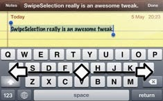 Best iOS 7 Keyboard Cydia Tweaks
