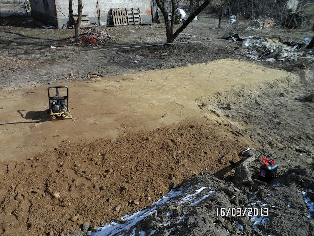 Строительство нашего дома в пригороде Калининграда. Часть 1