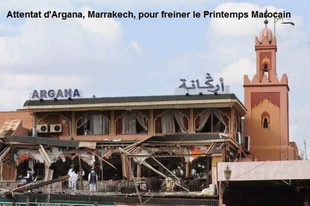 Marruecos, estado terrorista ?