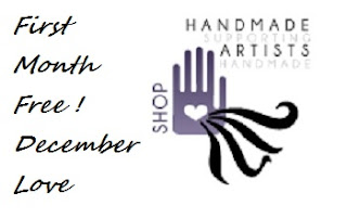 First Month Free Handmade Artists'