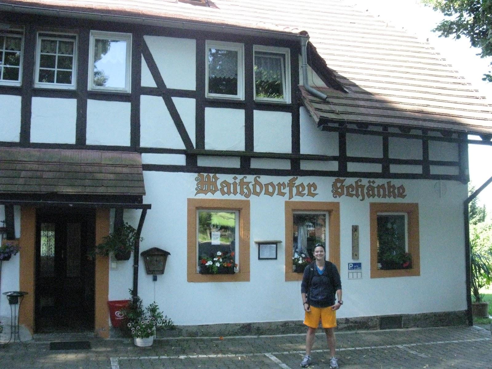 The Deutschland Diaries: Malerweg I: Birthday Hiking
