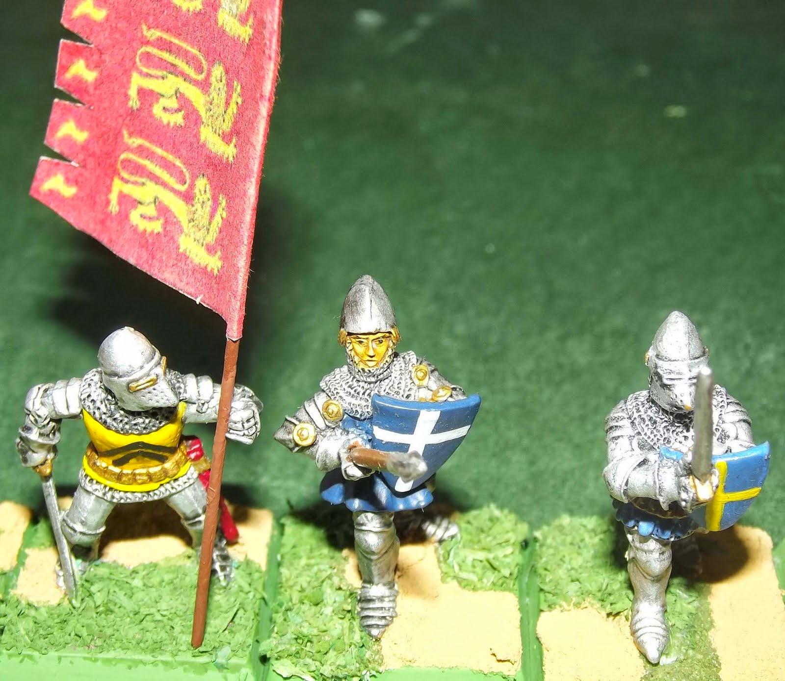Medievales 28 mm
