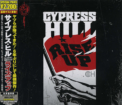 Cypress Hill – Rise Up (Japan Edition CD) (2010) (320 kbps)